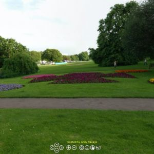 360 degree tour of Darley Park for the 2012 Olympic Torch Relay